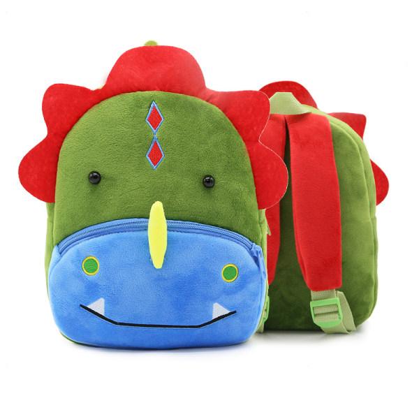 Småbarn ryggsäck plysch docka leksak skolväska Pics 8