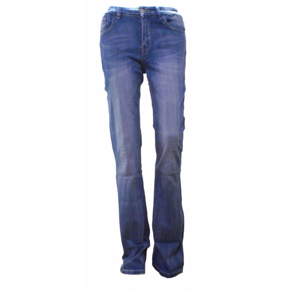 Jeans bootleg Stl: L Oxygene DenimBlue L