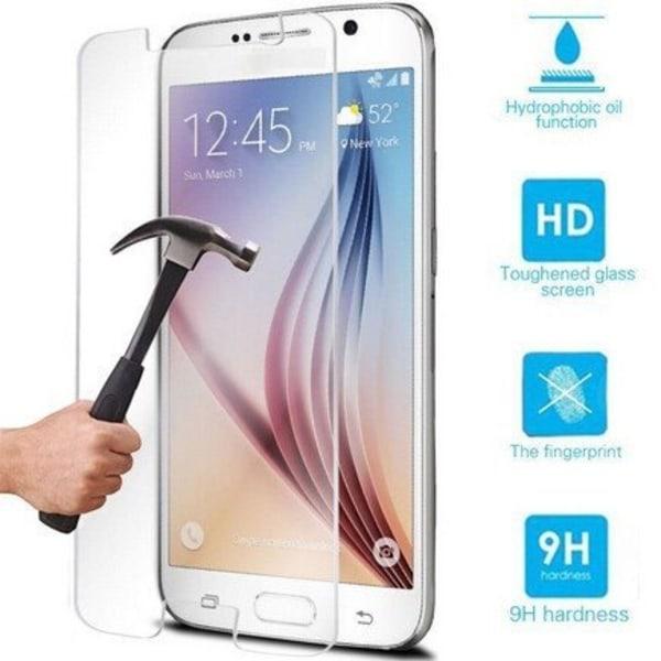 HTC One M9 Härdat Glas Tempered Glass Transparent