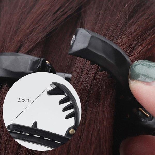 2020 NYA dubbla lugg frisyr hårnål hår klipp