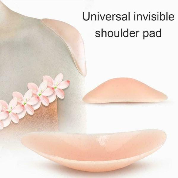Silicone Shoulder Pad Push up Enhancer Invisible Shaper