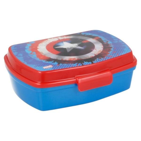 Avengers, Captain America matlåda