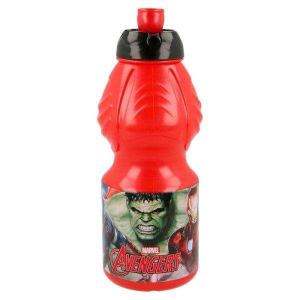 Avengers vattenflaska, 400 ml
