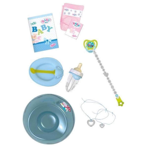 Baby Born Soft Touch Interaktiv Docka Pojke