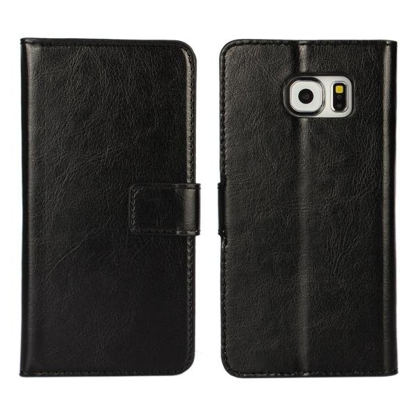 Samsung Galaxy S6 fodral - svart svart