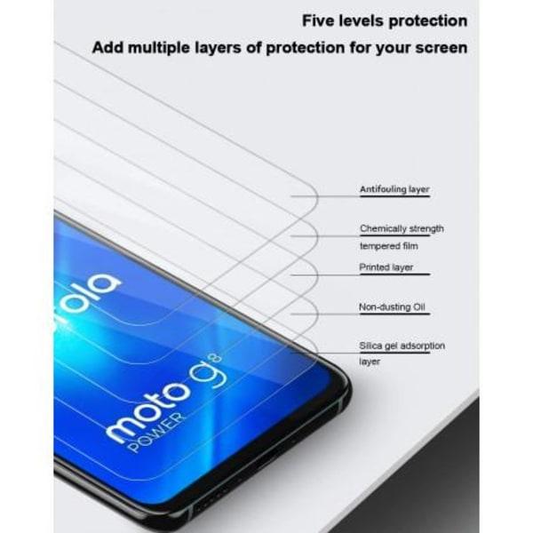 2-PACK Motorola Moto G8 Power Härdat glas 0.26mm 2.5D 9H