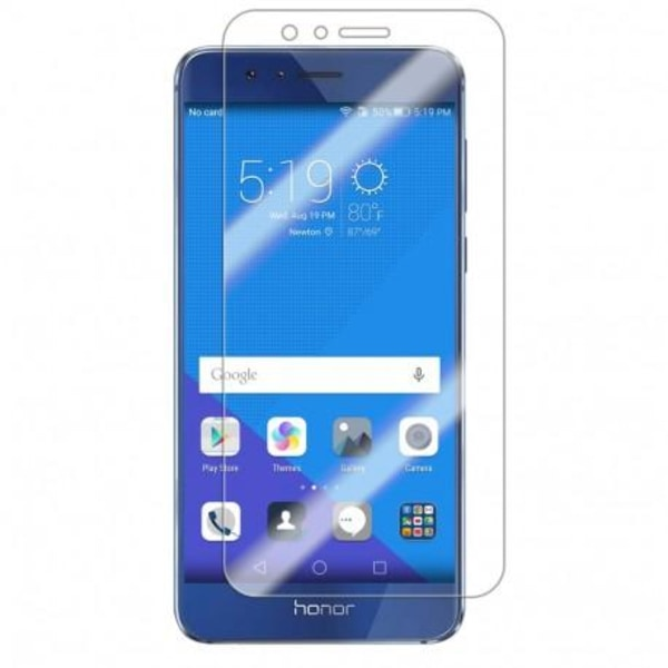 3-PACK Huawei Honor 8 Premium Skärmskydd CrystalClear® Transparent