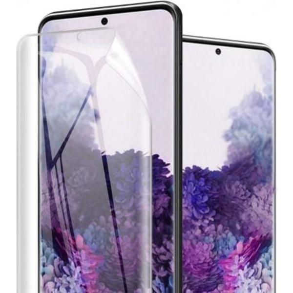 3-PACK Samsung S20 FE Skärmskydd Premium Transparent