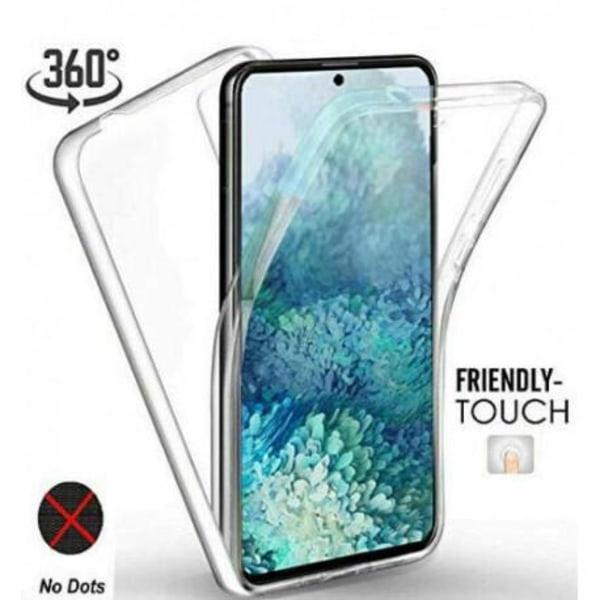 360° Heltäckande & Stötdämpande Skal Samsung S20 Transparent