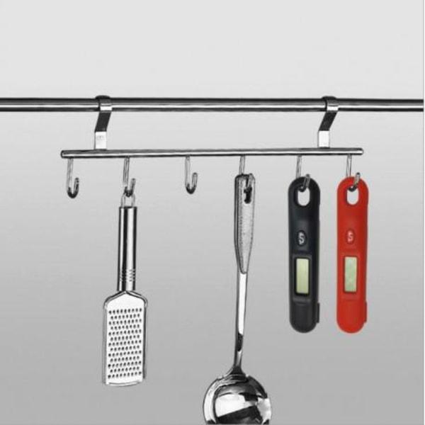 Digital Kökstermometer för Matlagning Svart