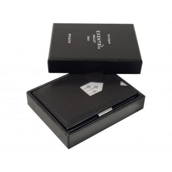 Exentri Smart Plånbok - RFID Säker Hazelnut one size