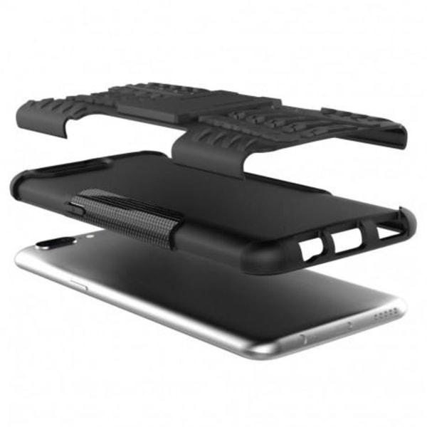 OnePlus 5T Stöttåligt Skal med Stöd Active® Svart