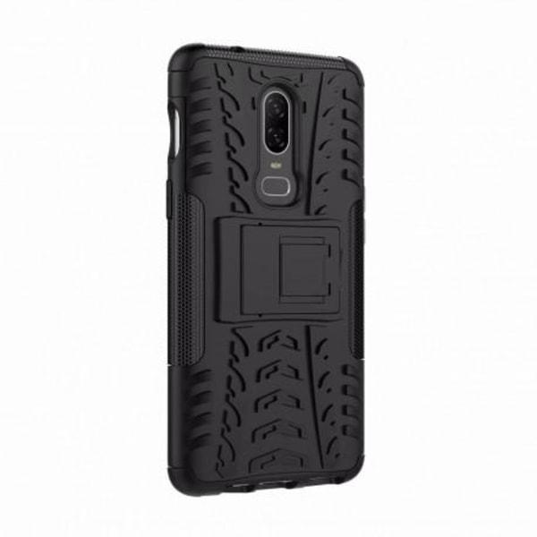 OnePlus 6 Stöttåligt Skal med Stöd Active® Svart