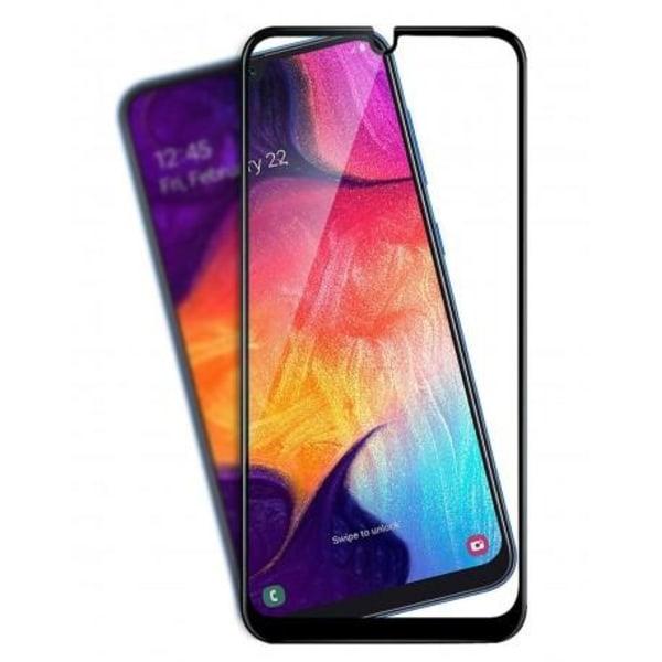 Samsung A20e FullFrame® 0.26mm 2.5D 9H Härdat Glas Transparent