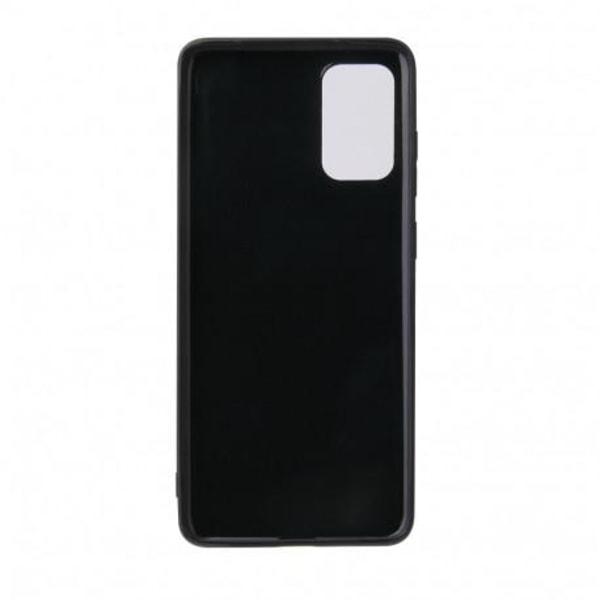 Samsung S20 Stöttåligt Skal FullCarbon® V2 Svart