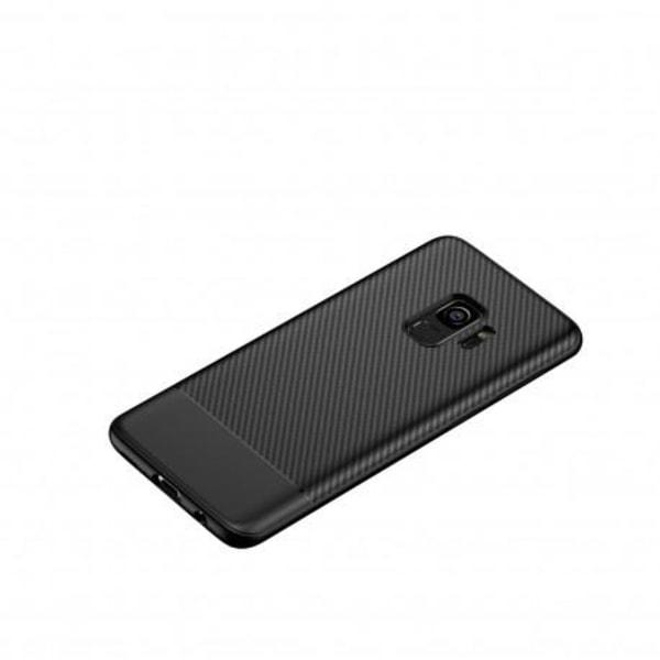 Samsung S9 Stöttåligt Skal FullCarbon® Guld