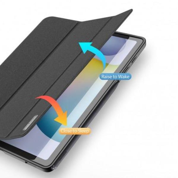 Samsung Tab S6 Lite 10.4 Fodral Dux Ducis Domo Svart Svart
