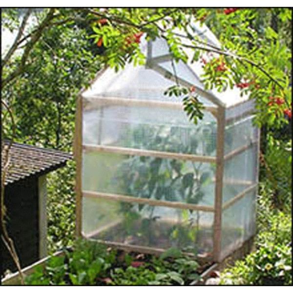 Filnet, växthusplast, 50 meter X 1,8 meter