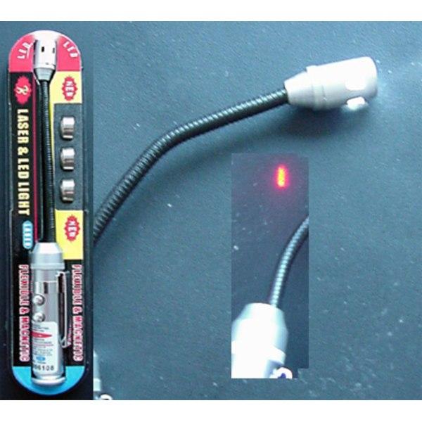 LED-Laserlampa 2-pack multifärg
