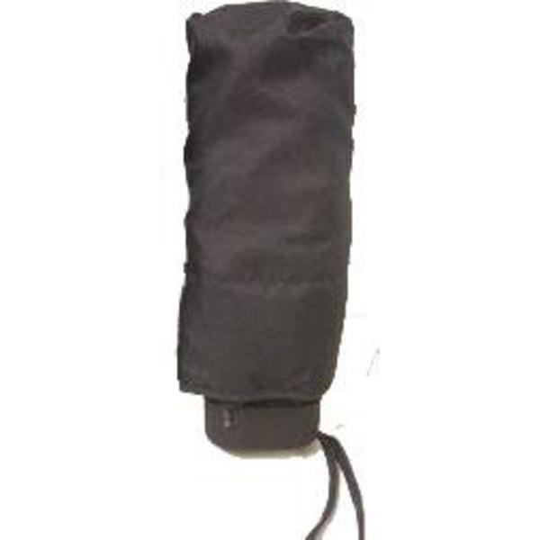 Paraply, hopfällbar, svart Svart