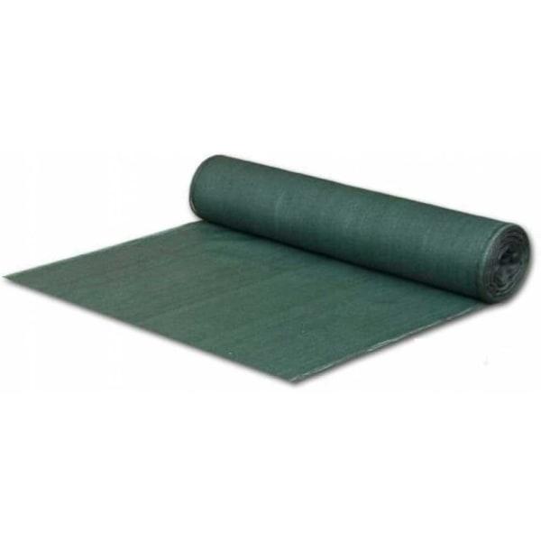 Skugg och vindnät 2 X 10 meter Grön