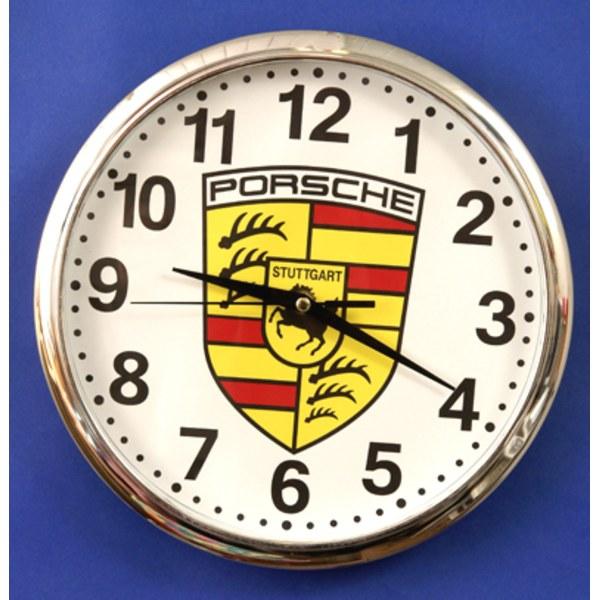 Porsche Väggklocka