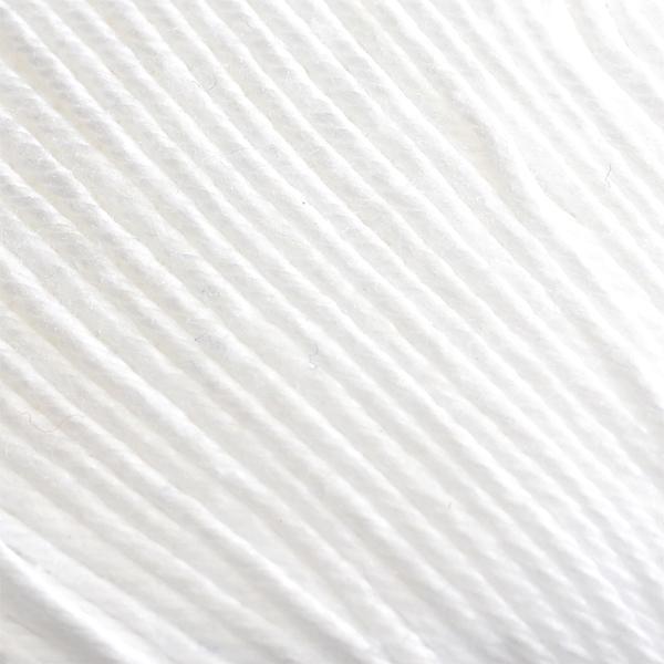 Merc. 8/4 Virkgarn 200 gr. på nystan Vit