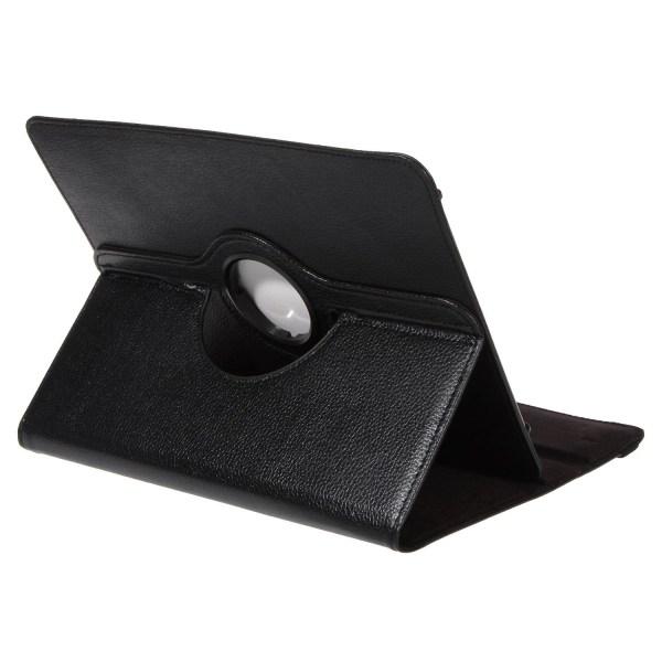 Lichi Sleeve Tablet för Universal 8 Zoll TPU Ställfunktion Läspl Svart