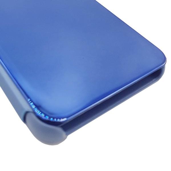 Mirror Case kompatibel med iPhone 8 Plus | Blå Blå
