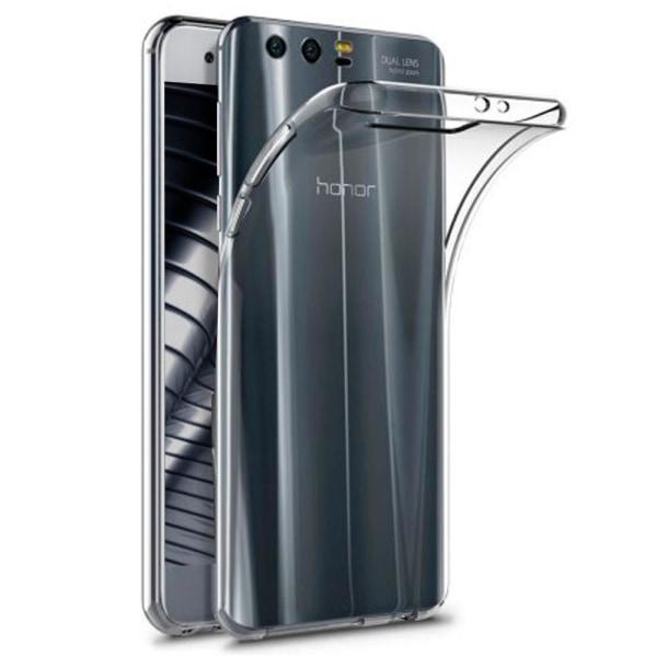Mjukt Genomskinligt Mobil-Skydd för Huawei Honor 9 Klart Transparent