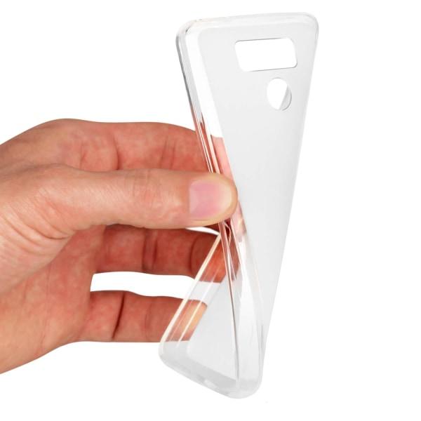Mjukt Mobil-Skydd för HTC U11 Life Stötsäker Telefon Skal Tunnt  Vit