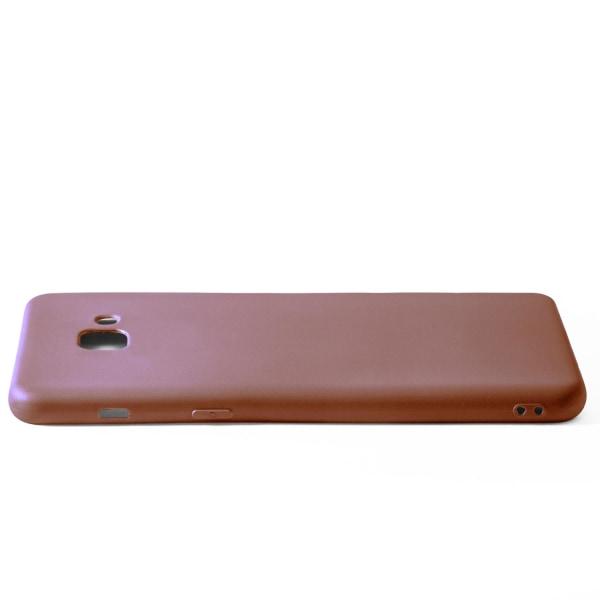 Mjukt Mobil-Skydd för Samsung Galaxy S8 Plus Lätt Silikon Ultra- Brun