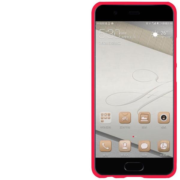 Ultra tunnt skal till för Huawei P10 Plus Mobilskydd Lätt Telefo Röd