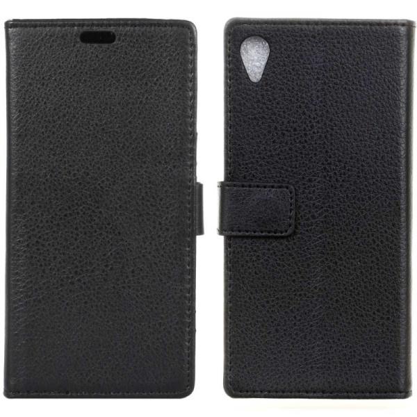 Mobilplånbok 2-kort Asus Zenfone Live (ZB501KL) Röd