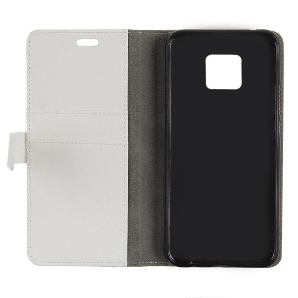 Mobilplånbok 2-kort Huawei Mate 20 Pro (LYA-L29) Blå