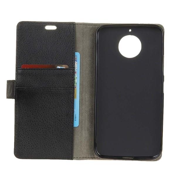 Mobilplånbok 2-kort Motorola Moto E4 Plus (XT1770) Svart