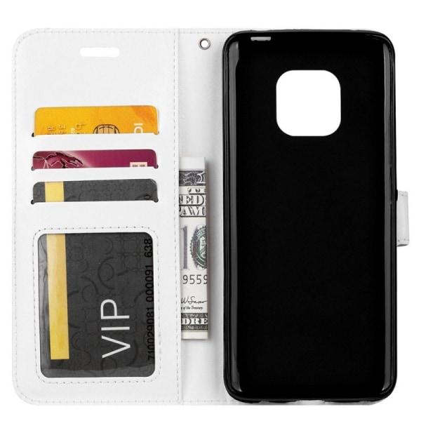 Mobilplånbok 3-kort Huawei Mate 20 Pro (LYA-L29) Svart
