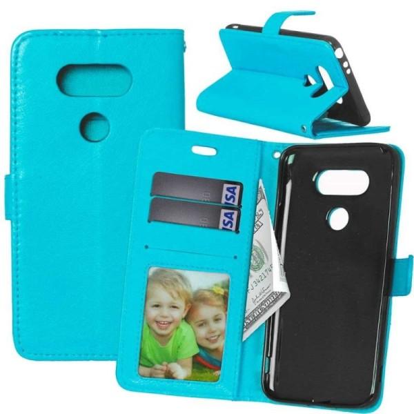 Mobilplånbok 3-kort LG G5 (H850) Röd