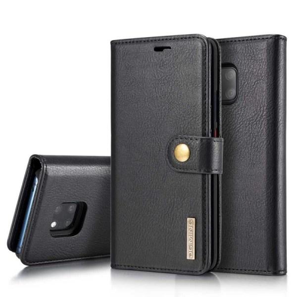 Mobilplånbok DG-Ming 2i1 Huawei Mate 20 Pro (LYA-L29) Svart