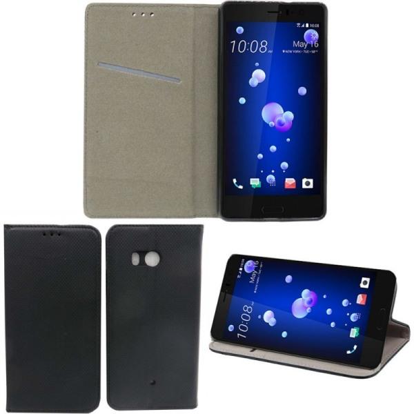 Moozy Smart Magnet FlipCase HTC U11