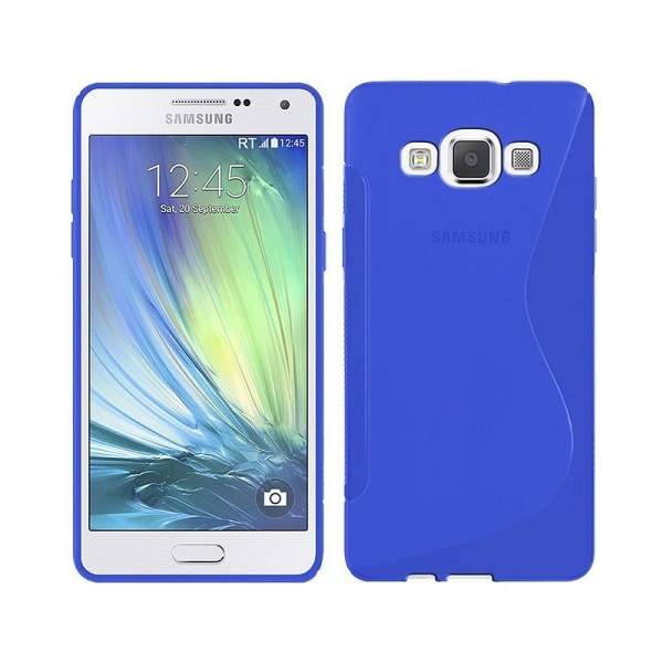 S Line silikon skal Samsung Galaxy A5 2015 (SM-A500F) Lila