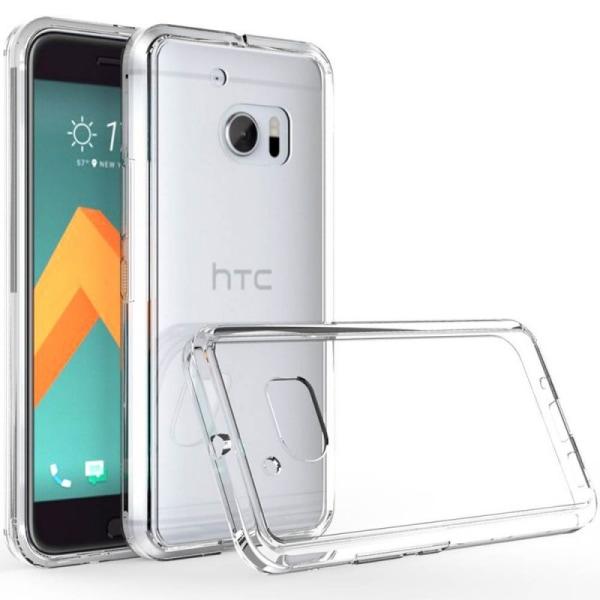 Silikon skal transparent HTC 10