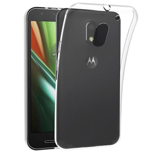 Silikon skal transparent Motorola Moto E3 (XT1700)