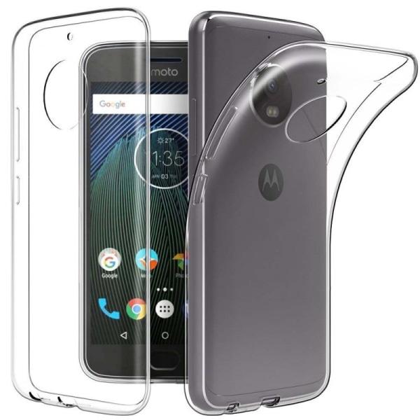 Silikon skal transparent Motorola Moto G5s (XT1794)