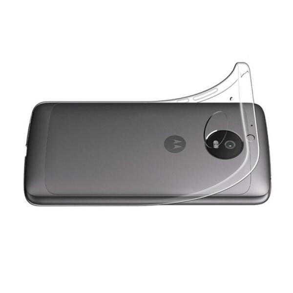 Silikon skal transparent Motorola Moto X 2017
