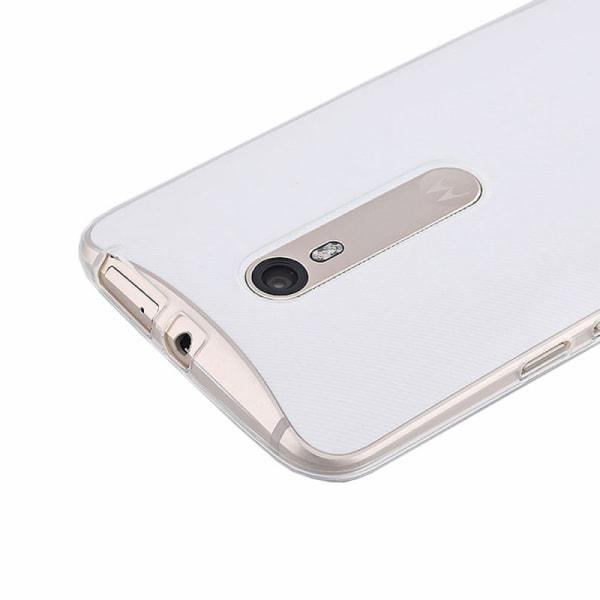 Silikon skal transparent Motorola Moto X Play (XT1563)
