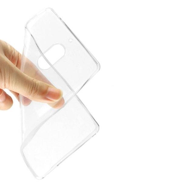 Silikon skal transparent Nokia 8 (TA-1004)