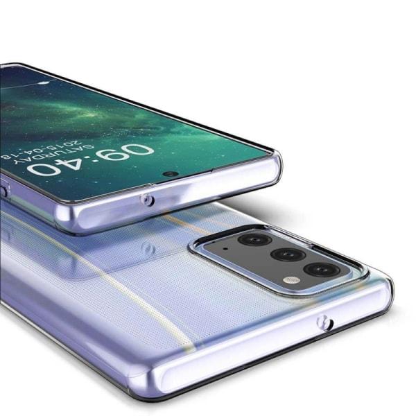 Silikon skal transparent Samsung Galaxy Note 20