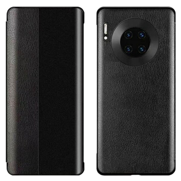 Smart View Flipfodral Huawei Mate 30 (TAS-L29) - Svart