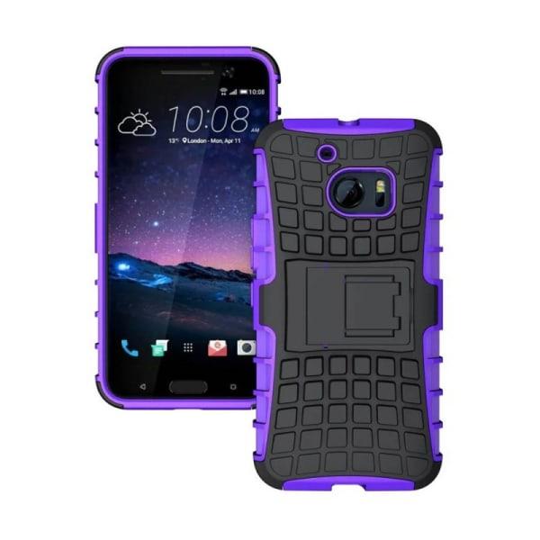 Stöttåligt skal med ställ HTC 10 Lila